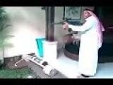 Arab + Gun