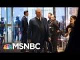 Al Gore, Donald Trump Meet At Trump Tower