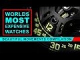 Awesome Wrist Watch Movements