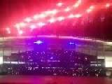 Amazing Fireworks 2014 Incheon Asian Games Ceremony