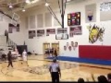 Awesome Full Court Basket Shot