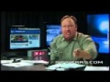 Alex Jones Goes Ape Shit Crazy