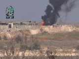 Ahrar Ash-Sham Destroys Tank @ Morek And Takes Outpost