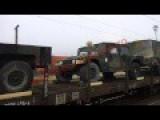 American Armor Going Through Translyvania