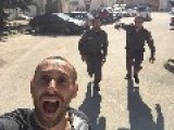 Arab Rapper Fools The Web With Fake IDF Chase Selfie