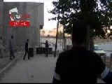 Aleppo Footage Catches Car Crash + Injuries