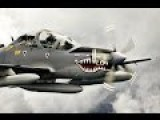 Antique Looking WW2 Style Plane A-29 Super Tucano In Action - EMB-314 Super Tucano Live Fire Exercise