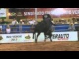Bullrider Gets His Head Stomped HARD
