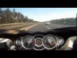BMW M5 Vs Hayabusa Speed Demon - Top Speed