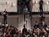 Bolero Flash Mob At Hauptbahnhof Zurich