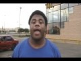 Black Man Angry At McDonalds @siggas