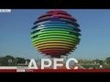 Beijing Prepares For APEC Summit