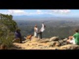 Bride Saves Groom From Falling Off Cliff In Santa Fe