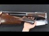Burgess Folding Shotgun... Used In Historical Desk Pop