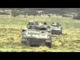 British Army's 3rd UK Division: Combined Arms Manoeuvre Demonstration