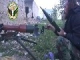 B9 Recoilless Rifle Fires Two Rounds Into SAA 'outpost'