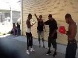 BOXING STREET, Hood Boxing