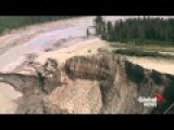 British Columbia Mine Waste Leak
