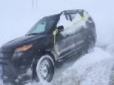 Blizzard Conditions Close Manitoba Highways