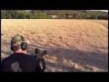 Boar Hunting With A Mini Gun