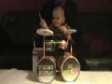 Baby Plays Pantera
