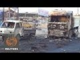 Baghdad Blasts Kill At Least 30 -The Kids Of Allha Are Restless
