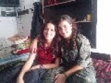 Beautiful YPG YPJ Fighter Ceylan Özalp Is Alive !!