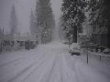 Blizzard Not Maine - 2012 Tahoe Winter Storm