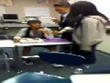 Black Girls Fight Goes Under The Table