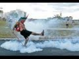 Brazil Police Clash With Tribesmen