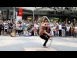 Best Street Performer You Will Ever See!!