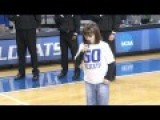 Blind, Disabled 16-Year-Old Girl Rips Out An Awesome Rendition Of 'The Star Spangled Banner'