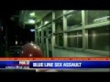 Boy, 15, Charged In Sexual Assault On Blue Line Train