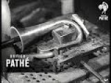 Bugle Making 1951