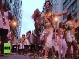 Brazil: Samba Sensation May Be Brazil's Smallest Dancer