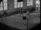 Blindfold Men's Boxing From 1949