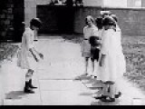BLIND Girls Bouncing A Ball...where Did It Go?...where Did It Go?