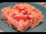 Bacon Crisped Rice Treats