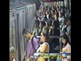 Brazilian Woman Loses Arm After Being Pushed In Front Of Sao Paulo Subway Train