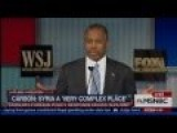Ben Carson Adviser: We Have 'Intelligence' About Chinese In Syria