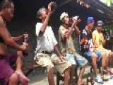 Beer Drinking Contest - Philippines