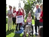 Benghazi Mother At San Diego Protest: Hillary Lied And It Makes A Difference