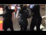 Black On White Violence At McDonalds With The Hamburglar