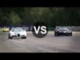 Bugatti Veyron Vs Gumpert Apollo Race