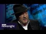 BBC With George Galloway On Putins Nuclear Weapon Murder