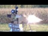 Backyard RAILGUN: Field Testing The 250 Lb Electric Gun, 27,000 Joule Max