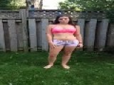 Bikini Girl Ice Bucket Major Fail!