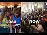 Black Friday 1983 Vs. NOW - People Vs. Animals