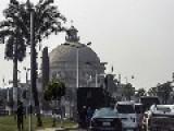 Bomb Explodes Outside University In Egypt Capital