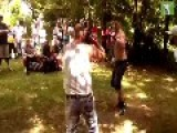 Backyard One On One Ends With Nasty KO!